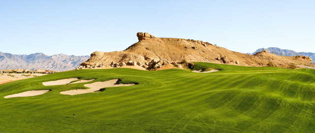 Canyons at Oasis Golf Club: View from #17