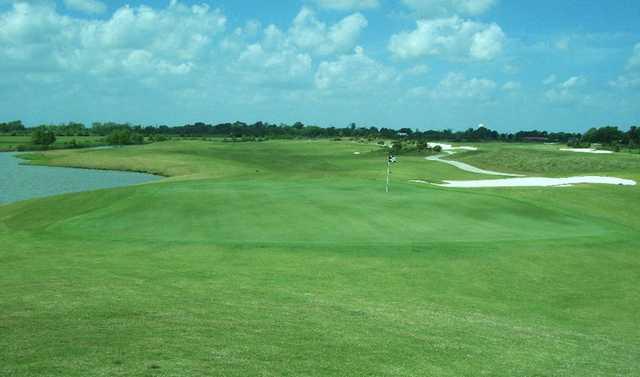 A view hole #9 at LaTour Golf Club