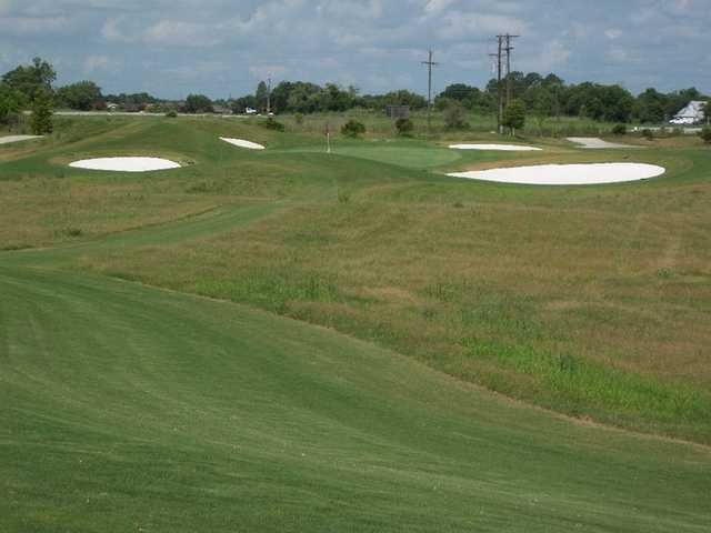 A view from the 17th fairway at LaTour Golf Club
