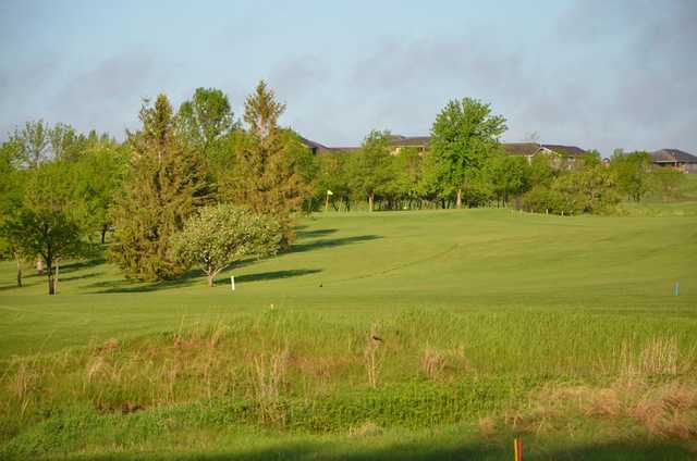 A view of a fairway at Madison Golf & Country Club