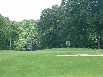A view from a fairway at Berksdale Course from Bella Vista Country Club