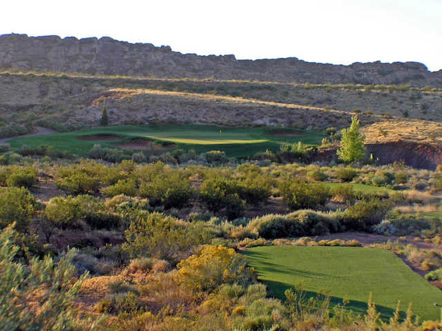 Coral Canyon: View from #3