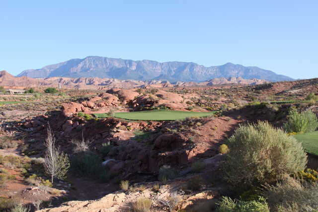 Coral Canyon: View from #6