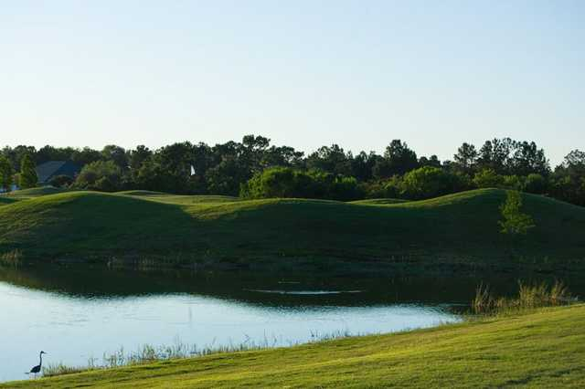 A view over the water from Tampa Bay Golf & Country Club