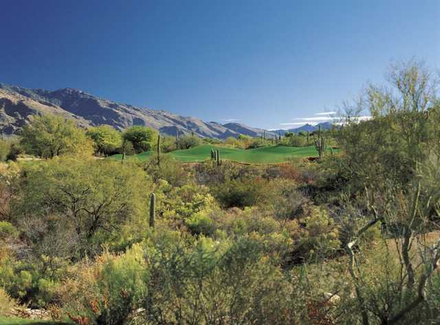 A view from La Paloma Country Club