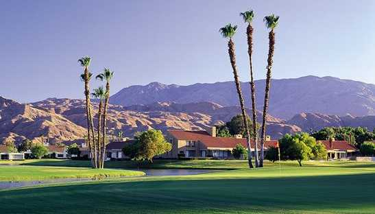A view from Mission Hills Country Club
