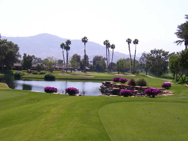 A view from a tee at Springs Club