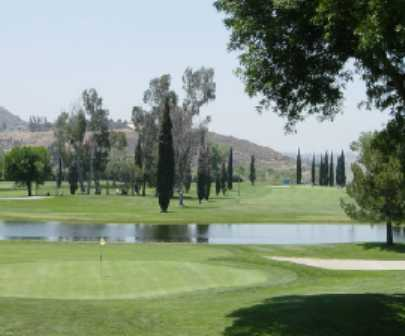 A view of a green at Willowbrook Country Club