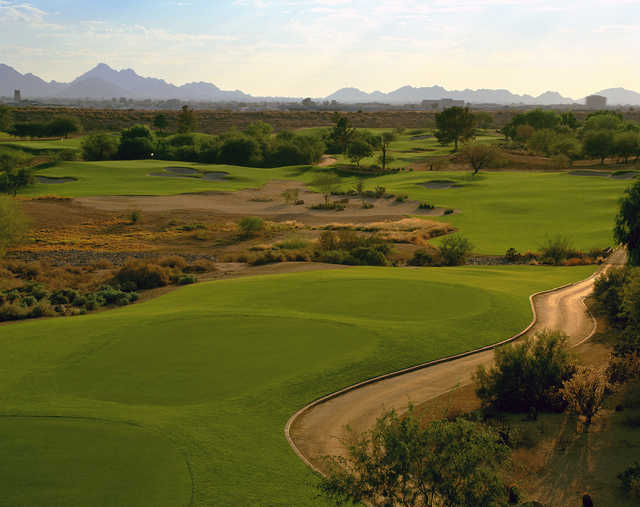 Champions @ TPC Scottsdale: View from #15