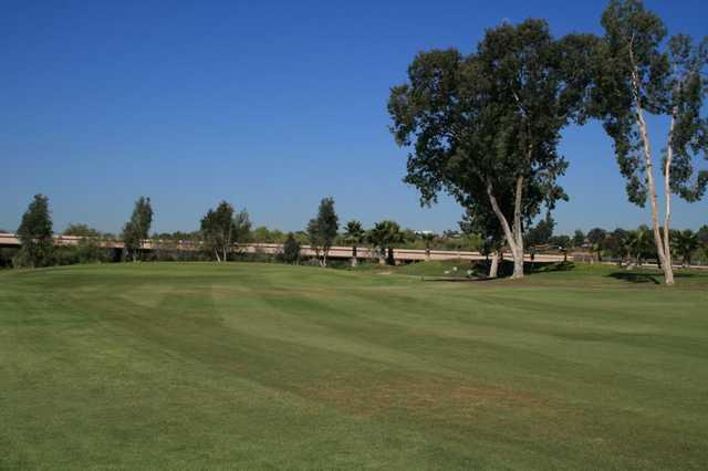 A view of the 14th fairway at Bonita Golf Club
