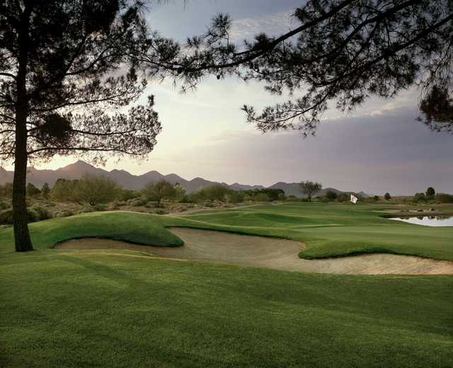 Champions @ TPC Scottsdale: View from #18
