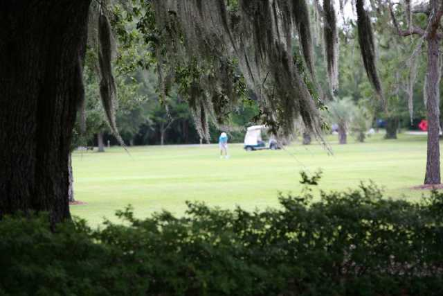 A view from Penney Farms Retirement Community Golf Course