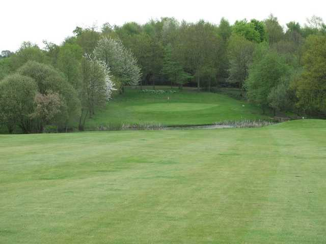 A view from fairway #3 at Brentwood Golf Club