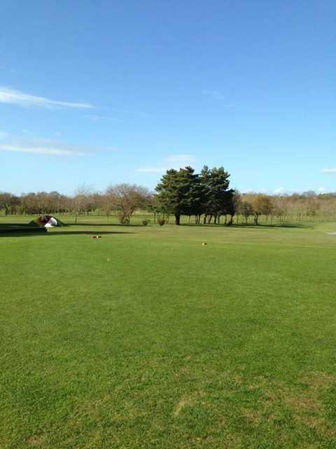 A view from Ashton & Lea Golf Club