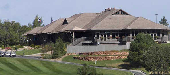 Arrowhead GC: Clubhouse