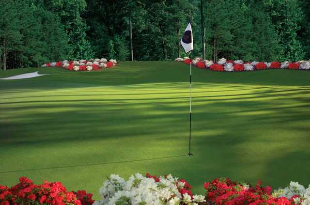 A view of a green at Governors Towne Club.