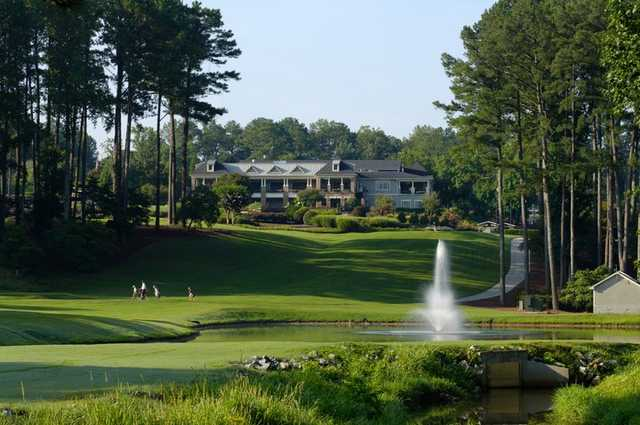 A view from Indian Hills Country Club