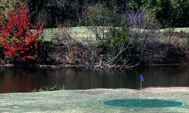 A view from Cross Creek Golf Club