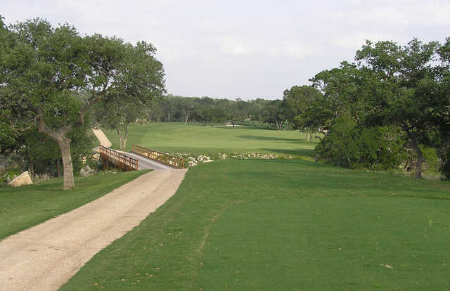 Valler Creek GC: View from the 2nd hole