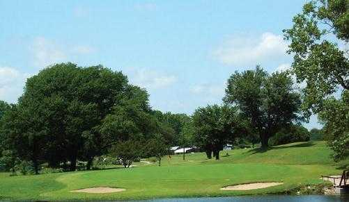 A view from Waxahachie Golf Club (GolfDigest)