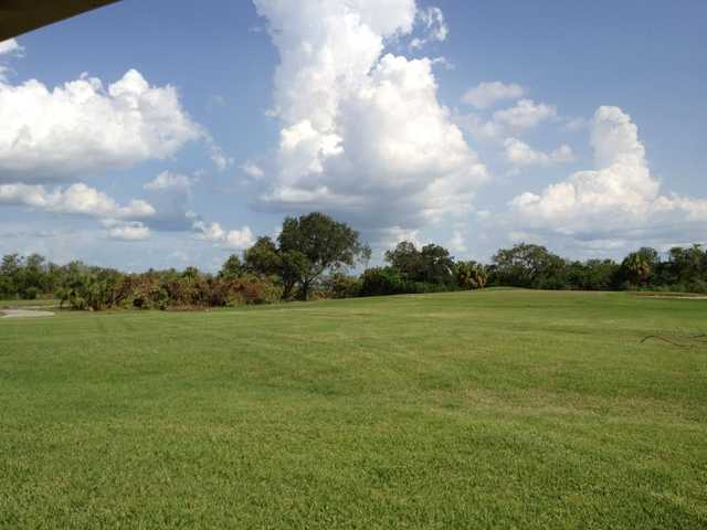 A view from Bay Palms Golf Complex