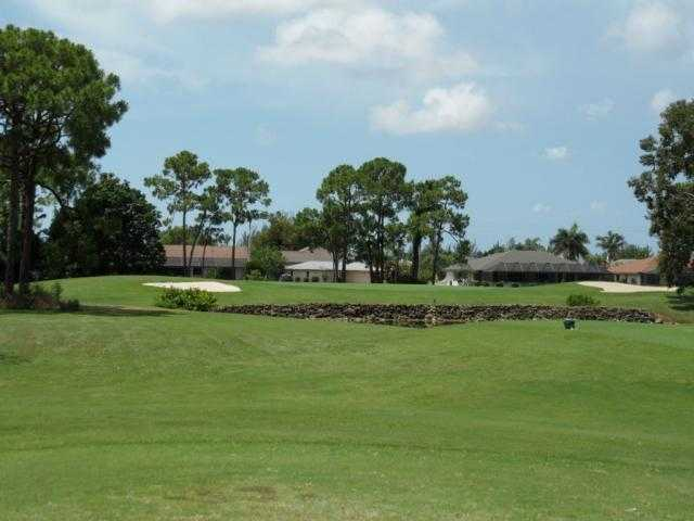 A view from White at Palmetto Pines Golf Course