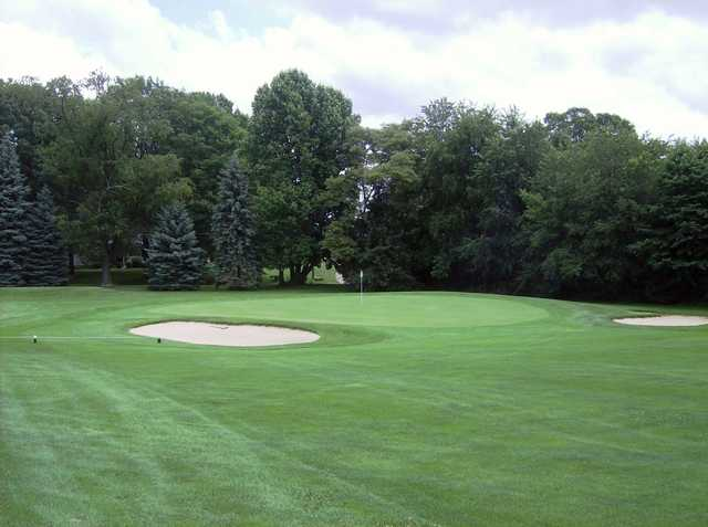 A view from a fairway at Apollo Elks Country Club