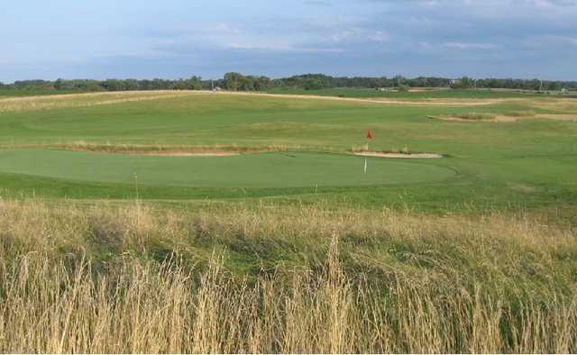 A view from Calderone Golf Club
