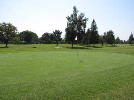 A view of hole #2 at Sundale Country Club
