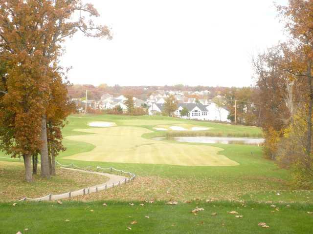 A view of a farway at Bear Creek Golf Club