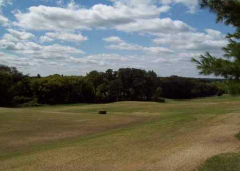A view from Lake Carroll Golf Course