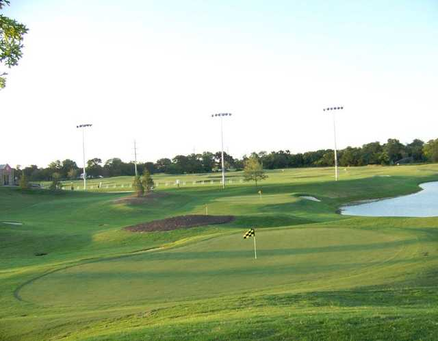 A view from The Courses at Watters Creek