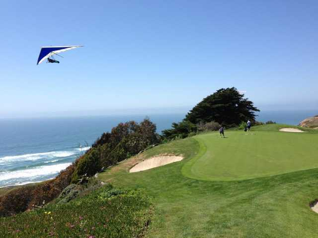 A view from Cliffs at Olympic Club