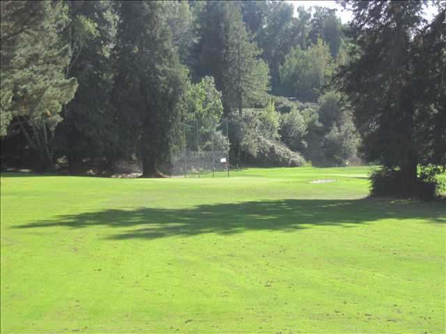 A view from the 8th fairway at Mill Valley Golf Course