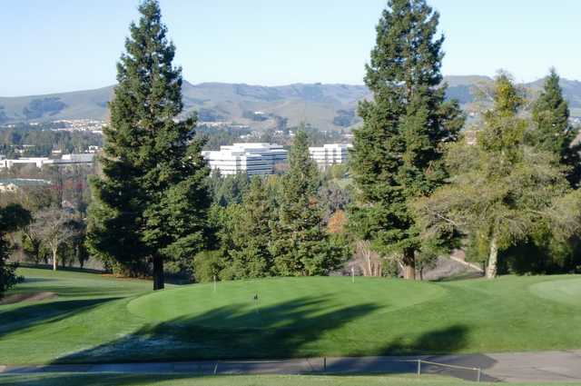 A view from Canyon Lakes Golf Course