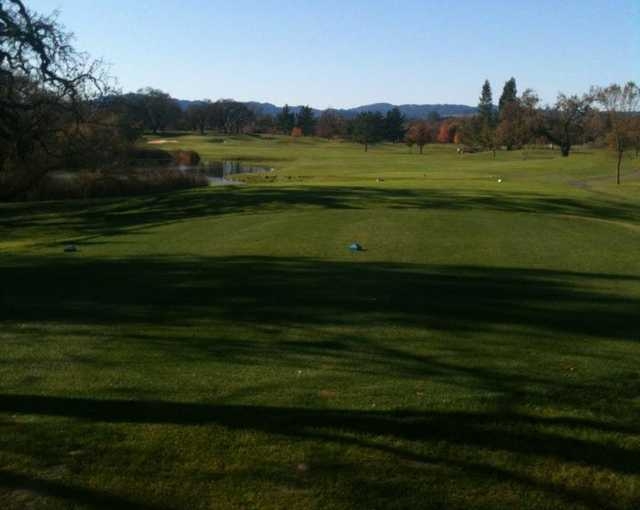 A view from tee #12 at Windsor Golf Club