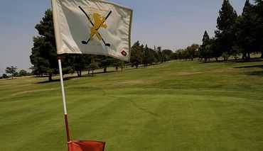 A view from a green at Lyons Golf Course (Recordnet)