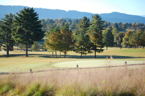 A view from Lambert Acres Golf Club