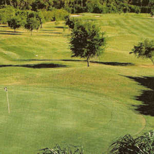 A view from Palm View Hills Golf Course
