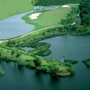 Aerial view from Palmetto Pines Golf Course