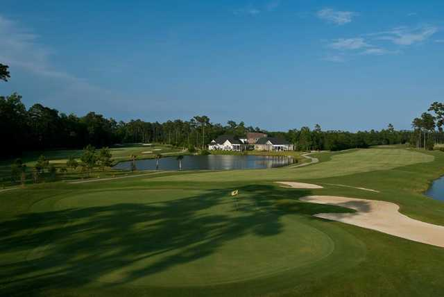A view of a green at International Club of Myrtle Beach (Carl Kerridge)