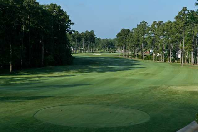 A view from a tee at International Club of Myrtle Beach (Carl Kerridge)