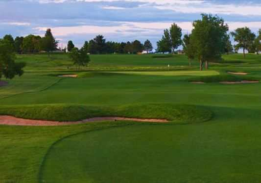 View from #16 at CommonGround Golf Course