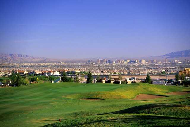 Rio Secco Golf Club: Strip view from #1