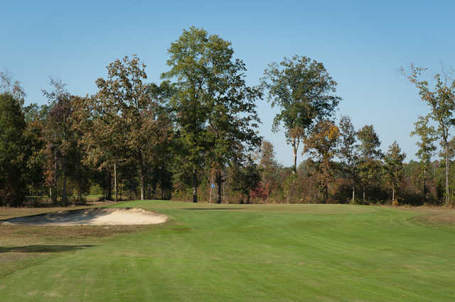 A view from a fairway at Moree's Cheraw Country Club