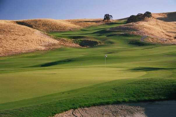 Roddy Ranch GC: #6 from the green