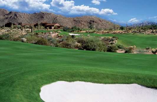 View from Saguaro Nine's 9th hole
