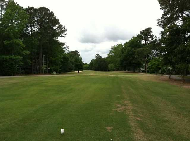 A view from tee #7 at Island Green Country Club