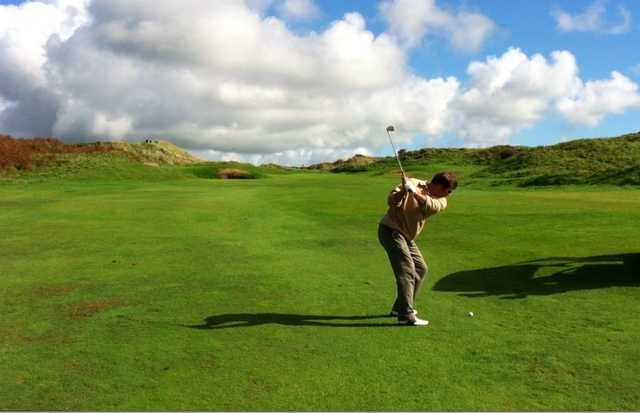 Pyle & Kenfig GC: View from the back nine