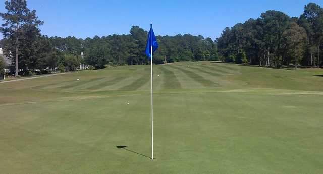 A view of a hole at Magnolia Point Golf & Country Club